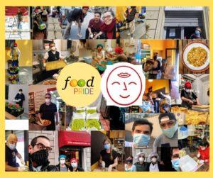 volontari food pride