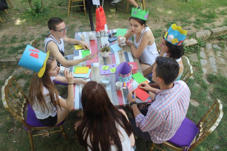 SVE: Let's Learn While Teaching - Turchia